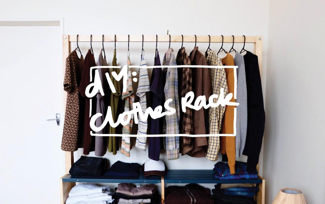 DIY: Clothes Rack | shrapnel chic.